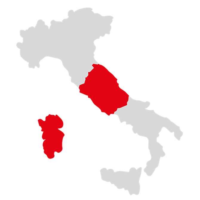 Immagine per la categoria Centro Italia