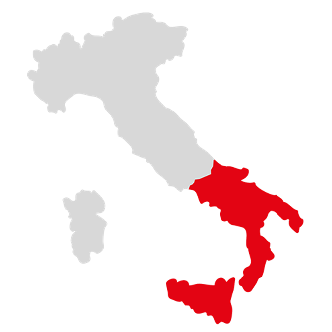 Immagine per la categoria Sud Italia