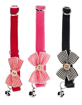 Bild von DISPLAY CAT COLLARS BUTTON 9PCS