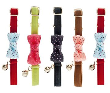 Изображение RIBBON CAT COLLAR POIS 10PCS.