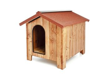 Изображение FUSS DOG KENNEL MEDIUM 100X75X78H C