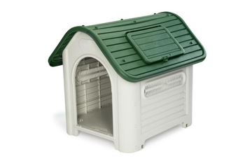 Εικόνα της DOGHOUSE ATTIC 87X72X75,5CM