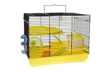 HAMSTERS' CAGE 47X30X37 CM