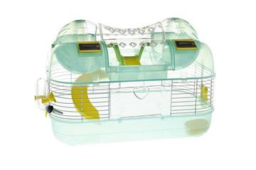 RODENTS CAGE 43.5X27X30 CM.