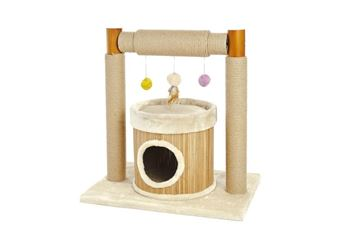 Bild von CAT TREE GYM 60X40X63 CM