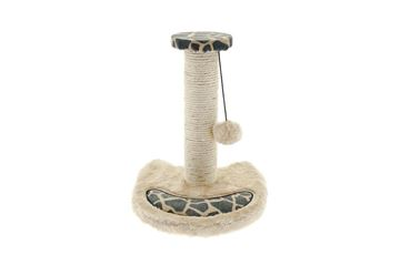 Bild von CAT TREE COLUMN ANIMAL. 27X24X29CM