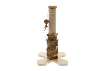 Bild von CAT TREE NATURAL 52CM