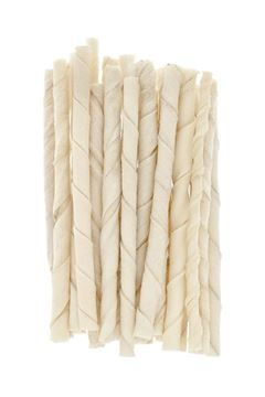 BLEACHED TWISTED STICKS 20PCS 160GR