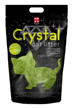 Изображение CRYSTAL CAT LITT.FRO.LIME 1,6KG X 8