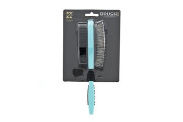 Bild von DOUBLE IRON  BRUSH +BRISTLES  LARGE