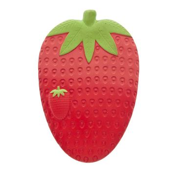 STRAWBERRY NATURAL RUBBER 75GR