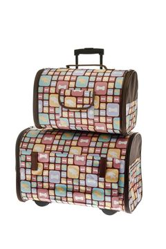 Изображение MONDO TROLLEY+BAG 53X27X35-42X24X27