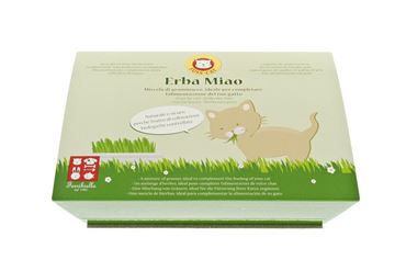 BOX 14PCS CAT-GRASS