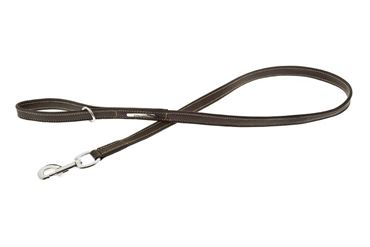 BROWN OLD LEATHER LEASH