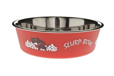 BOWL FUSS-BELLA M CM.17 750ML RED