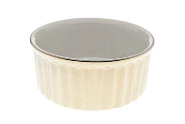 BOL PORCELAINE PETIT 10,5X5CM GOLD