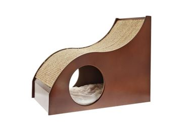 Bild von OFF SLIDE W. BURROW CAT TREE