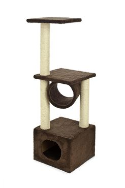 COOKIES CAT TREE   CM.33X33X110H