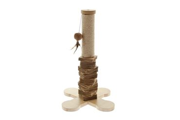 Bild von OFF CAT TREE NATURAL 52CM