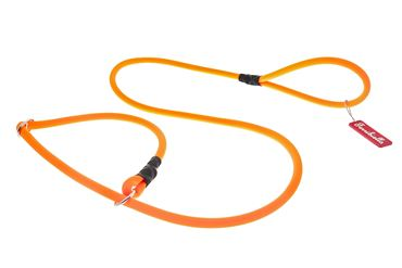 Bild von FUN SILICON LEASH+COLLAR 1X165CM ORANGE