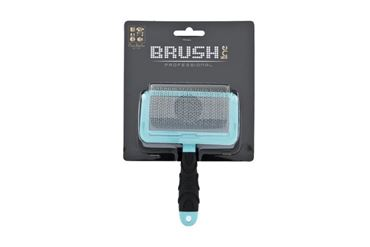 BRUSH W. COVERED TIPS MEDIUM