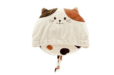 Bild von CAT PILLOW 52X42CM SPOTTED