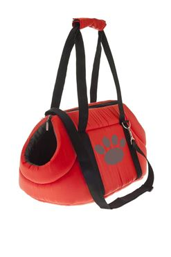 BAGS PAWS 47-53CM PCS RED