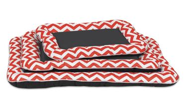 Bild von ZIGO-ZAGO PILLOWS WP.3P(55-70-86CM) RED