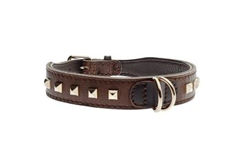 Εικόνα της STUDS LEATHER COLLAR