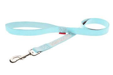 Bild von NYLON LEASH WITH RHINESTONES