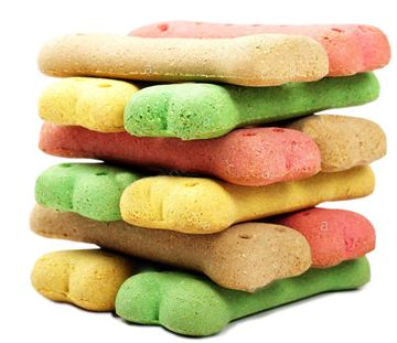 Εικόνα της COLORED BISCUITS 1KG-(10PCSX1KG)