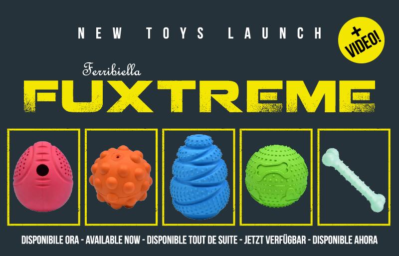 New Fuxtreme line - NUOVI VIDEO!