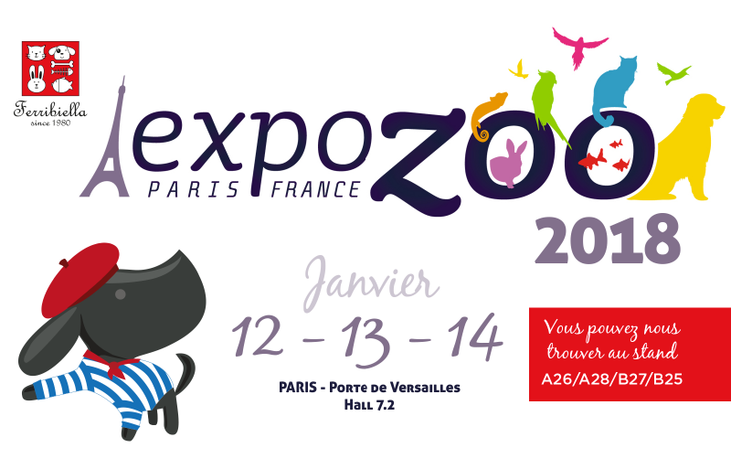 FERRIBIELLA - EXPOZOO 2018 PARIS-FRANCE