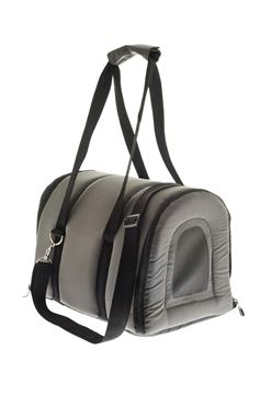 BAG WATERPROOF 42X32X32CM GREY
