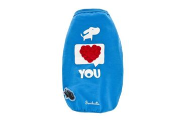 T-SHIRT I LOVE YOU 45CM