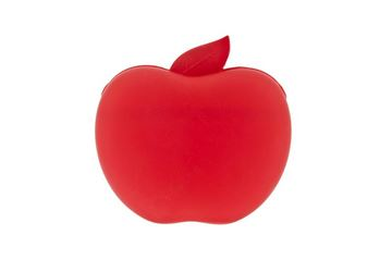 Bild von TREAT BAG APPLE 13X12X5CM SILICON