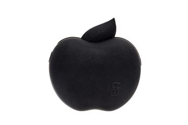 Bild von BAGS CARRIES APPLE 9X9X3,7CM BLACK