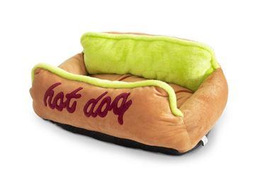 DOGBED HOT-DOG 68X50X20 CM