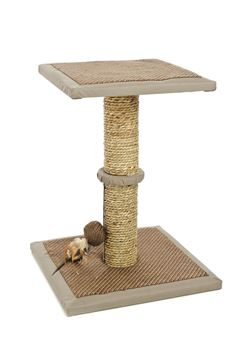 Bild von CAT TREE DOUBLE 35X35X48CM