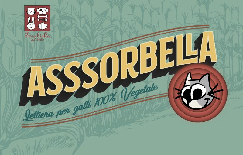 Asssorbella - Nuova lettiera vegetale