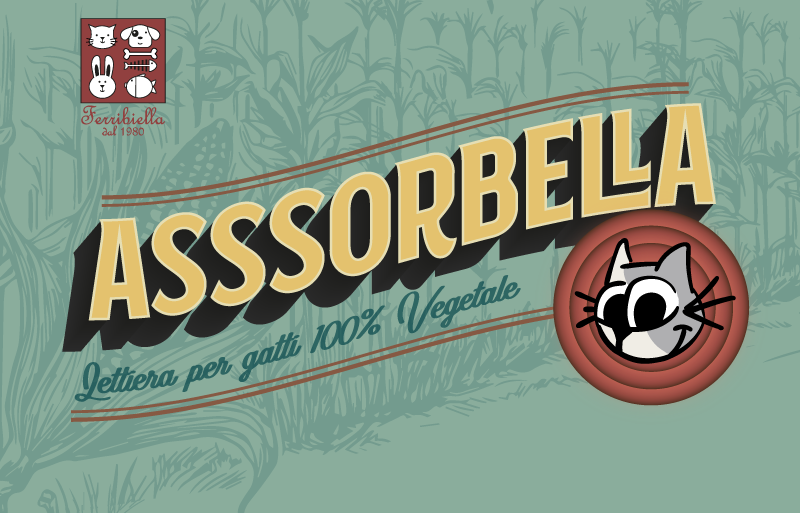 Asssorbella - New eco-friendly cat litter