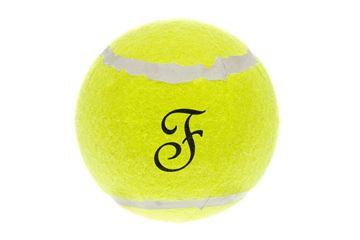 Εικόνα της TENNIS BALL W/SQUEAKER 5CM-2PCS