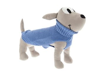Bild von SWEATER SOGNO CM47 LIGHT BLUE
