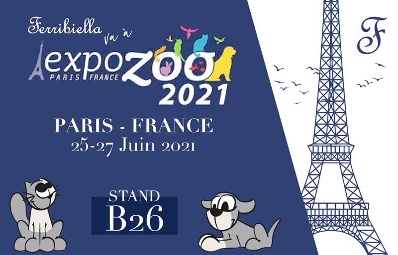 FERRIBIELLA EXPOZOO PARIGI 2021!