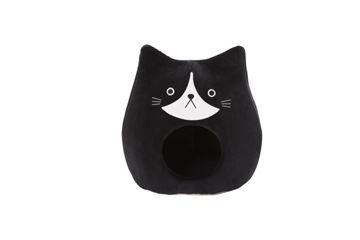 IGLOO BLACK CAT 38X44CM  H40CM